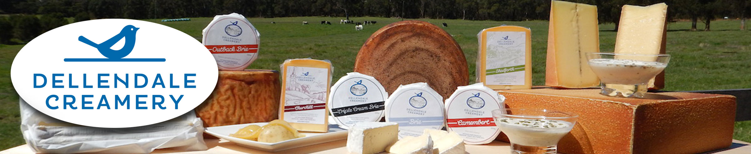 Dellendale Creamery Products