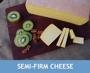 Semi-Firm Cheese